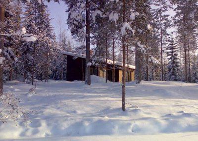 HUVILA, LEPPÄVIRTA SORSAVESI, 2006-2009